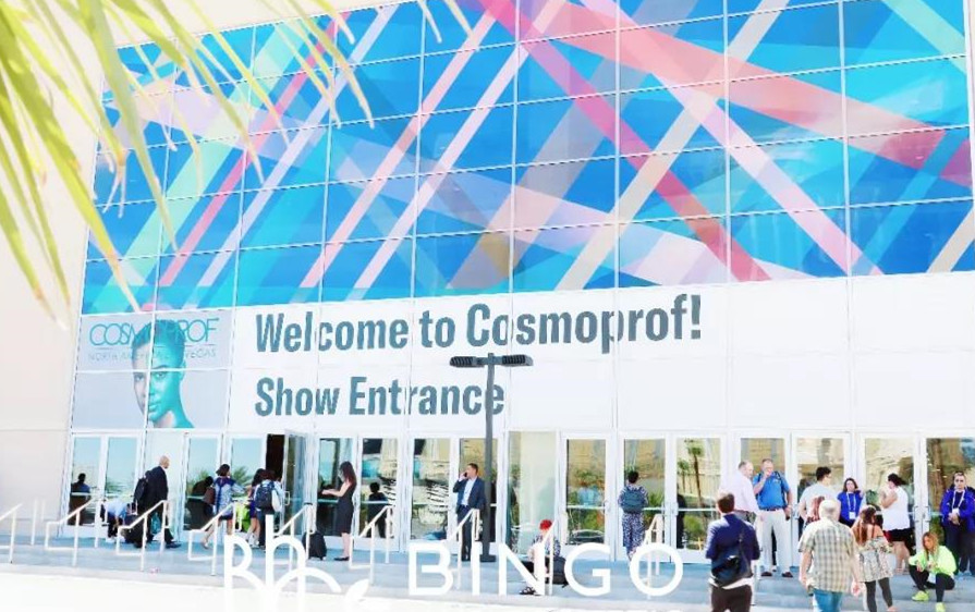 Wonderful Ending At Cosmoprof Las Vegas