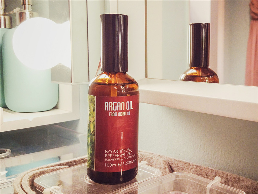Natural Argan Oil From Morocca