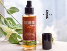 Wholesale private label Argan Oil Moisture Hair Spr