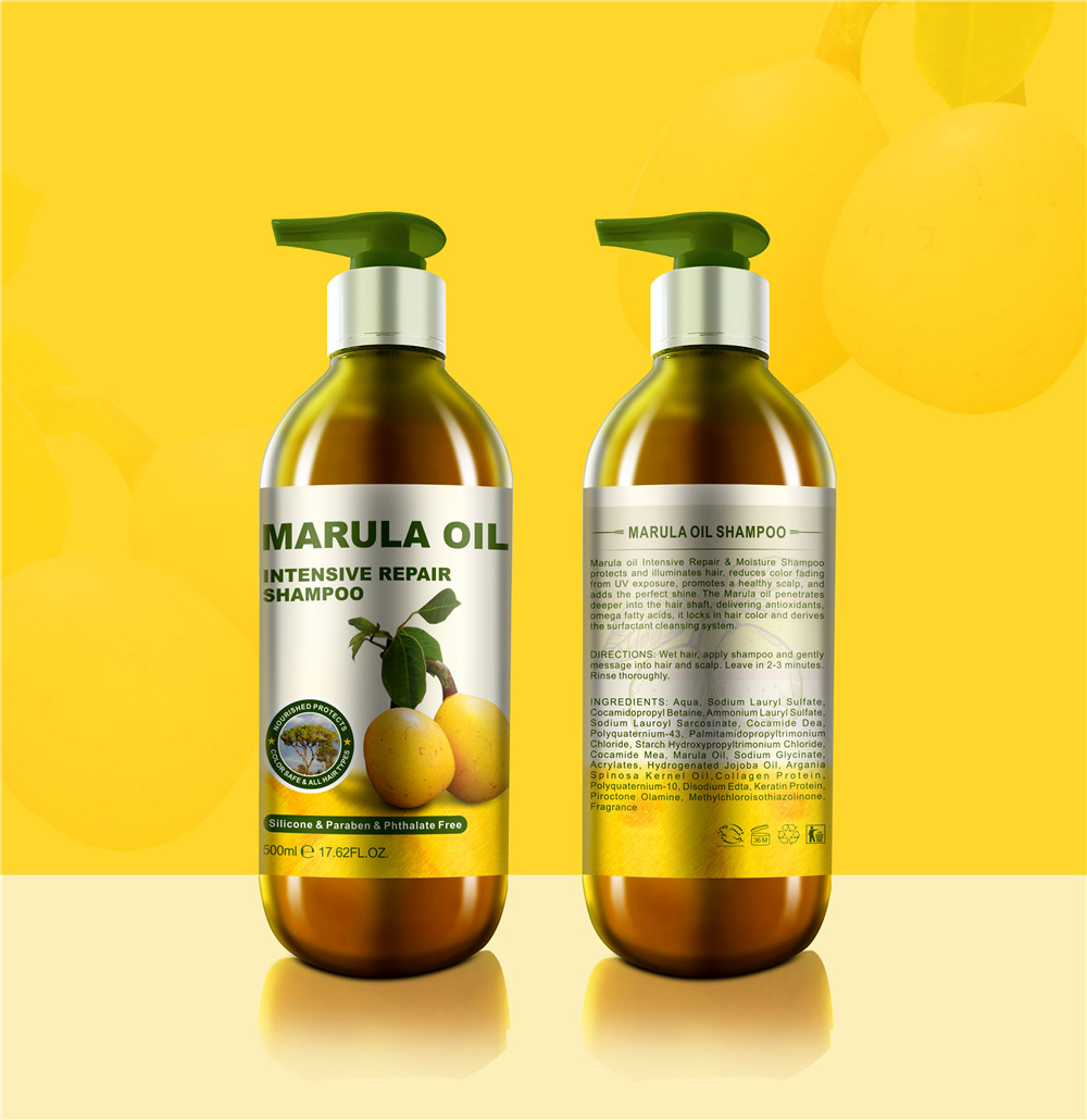 One Stop OEM Service!Best selling Marula oil hair c